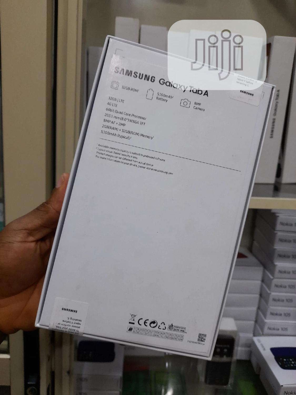 New Samsung Galaxy Tab a GB Silver | Tablets for sale in Ikeja, Lagos State, Nigeria