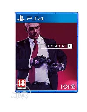 HITMAN 2 PS4 Game   Video Games for sale in Lagos State, Ikeja