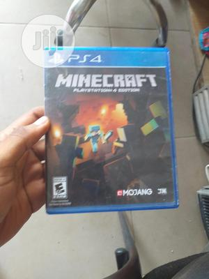 Minecraft Ps4 | Video Games for sale in Niger State, Suleja