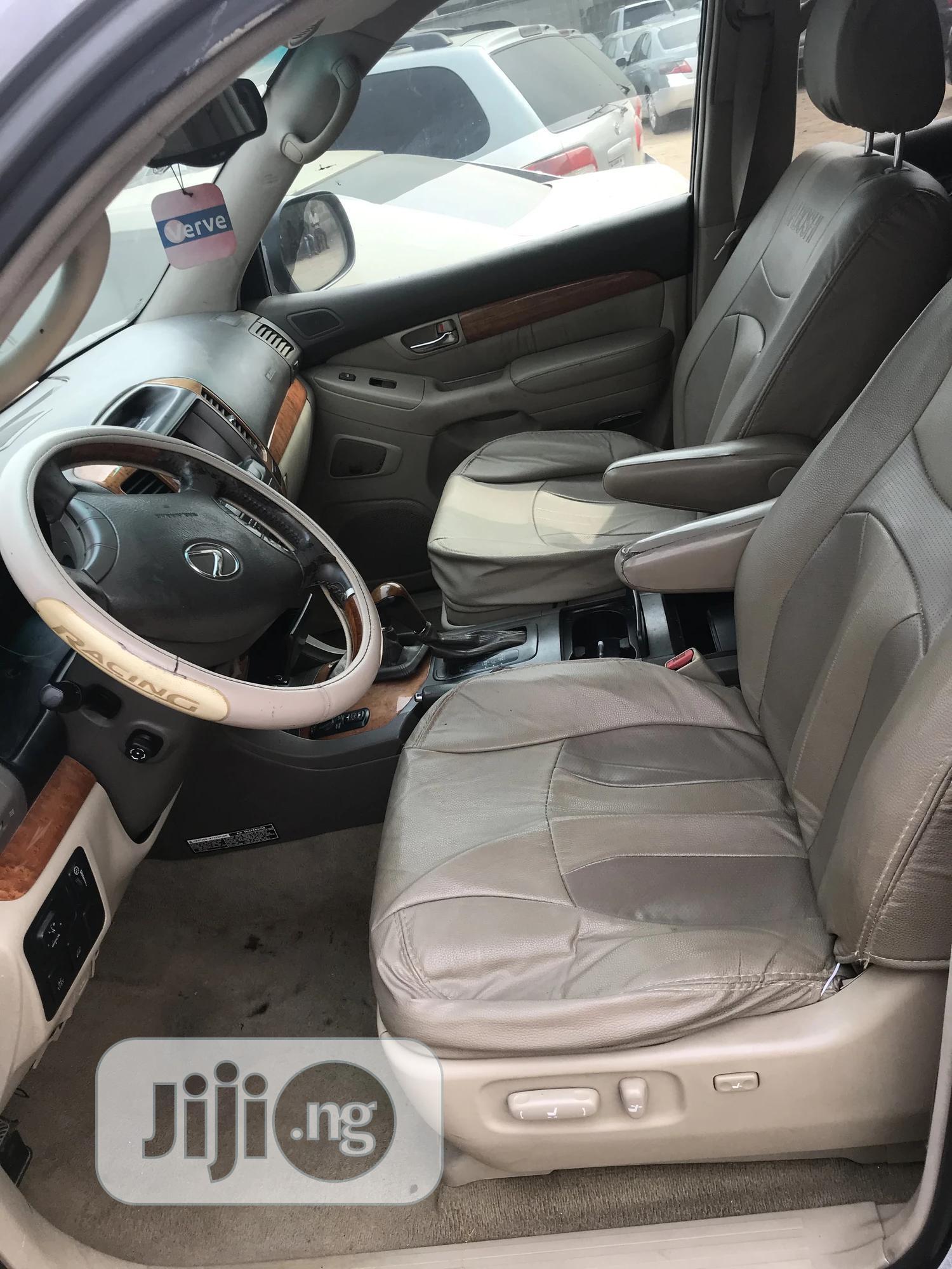 Archive: Lexus GX 2004 Blue