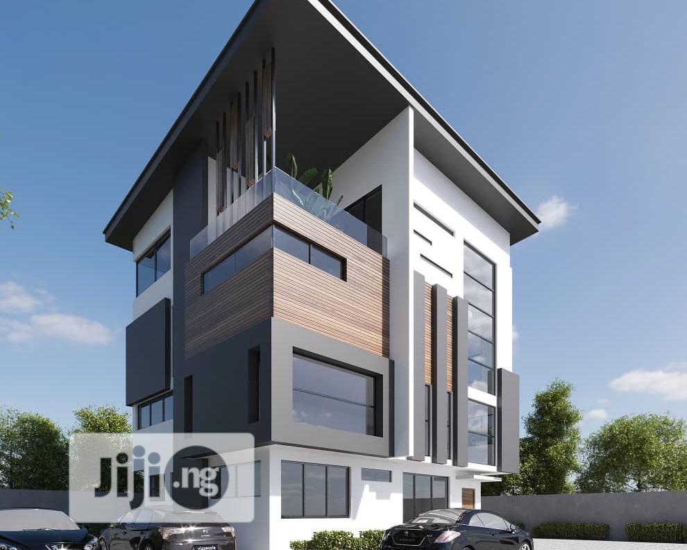 5 Bedrooms Detached Duplex for Sale