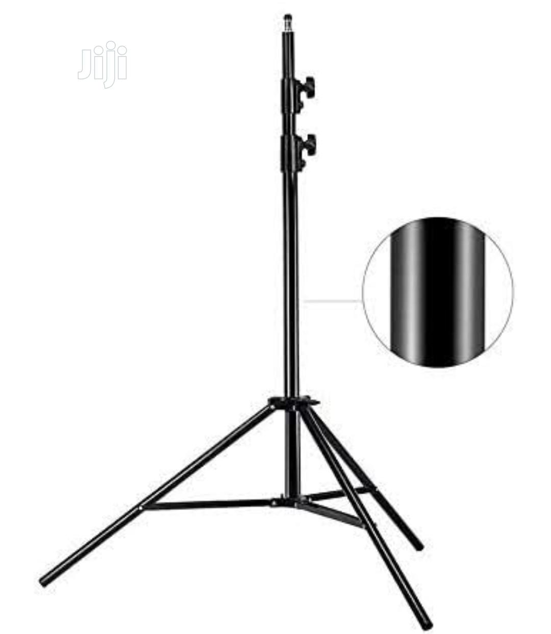 7th 2M Photo Studio Camera Light Stand Flash Softbox Tripod   Accessories & Supplies for Electronics for sale in Ojo, Lagos State, Nigeria