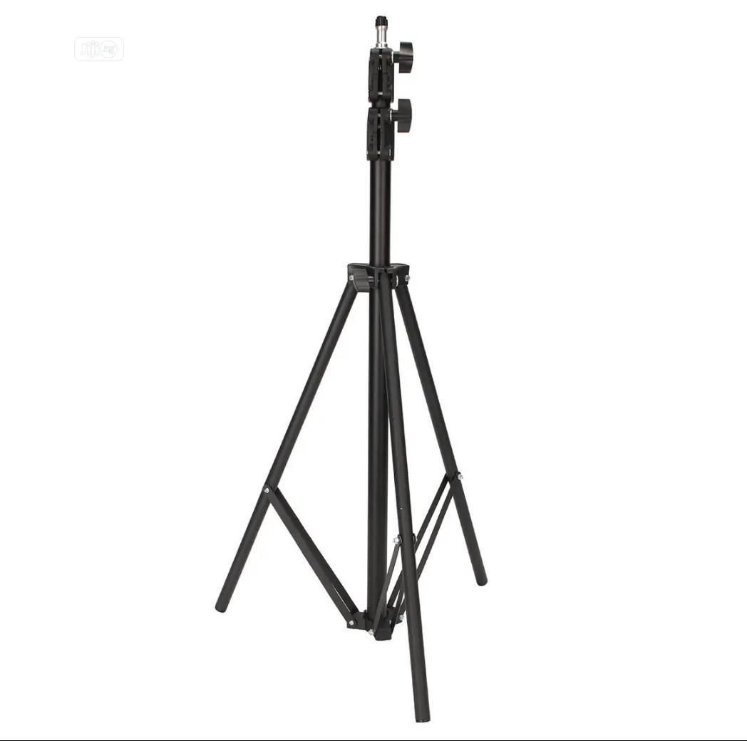 7th 2M Photo Studio Camera Light Stand Flash Softbox Tripod