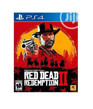 Red Dead Redemption 2 Ps4 Game   Video Games for sale in Lagos State, Ikeja