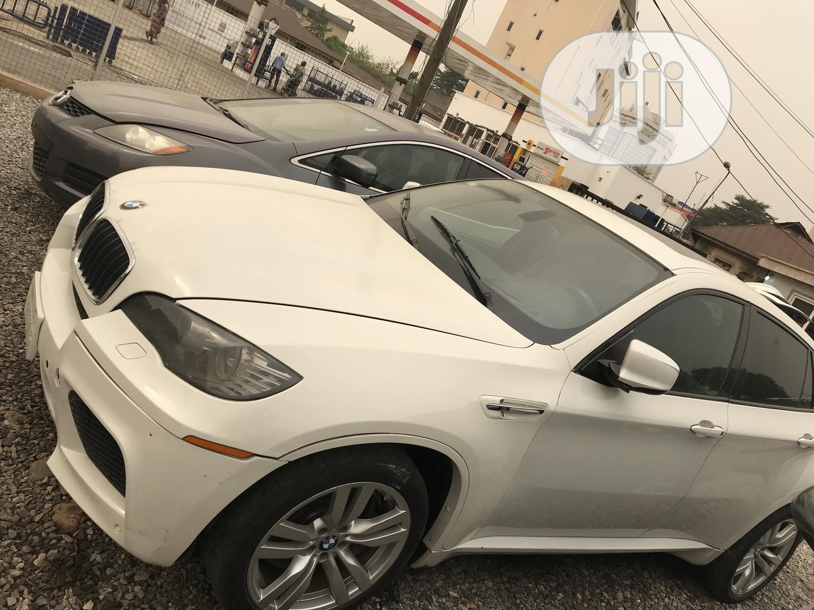 Archive: BMW X6 2013 White