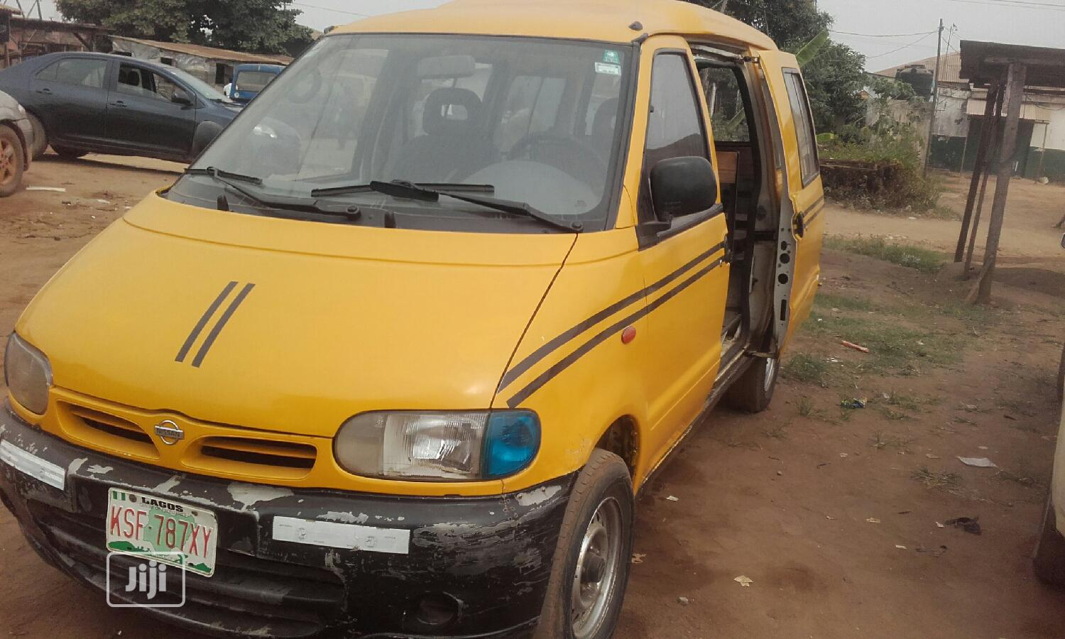 Archive: Nigerian Used Nissan Vanette Cargo