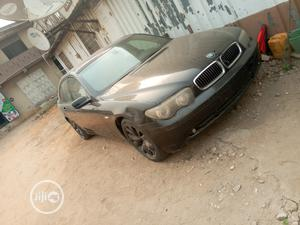 BMW 7 Series 2004 Black   Cars for sale in Lagos State, Agege