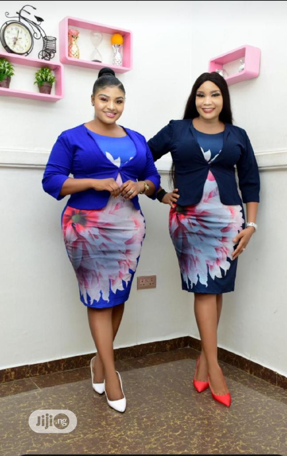 Quality Corporate Gown | Clothing for sale in Lekki, Lagos State, Nigeria