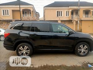 Honda Pilot 2017 EX 4dr SUV (3.5L 6cyl 5A) Black | Cars for sale in Lagos State, Ikeja