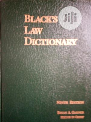 Blacks Law Dictionary   Books & Games for sale in Lagos State, Surulere