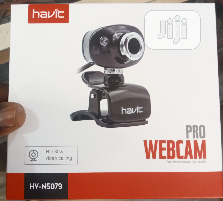 Havit PRO Webcam | Computer Accessories  for sale in Ikeja, Lagos State, Nigeria