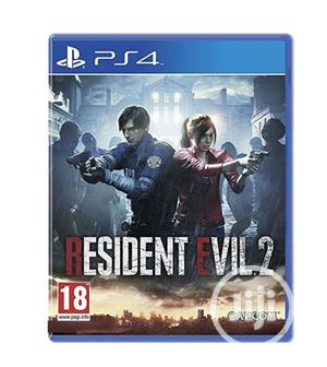 Resident Evil 2 For PS4 | Video Games for sale in Lagos State, Ikeja