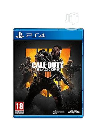 Call of Duty Black Ops Ps4 Game   Video Games for sale in Lagos State, Ikeja