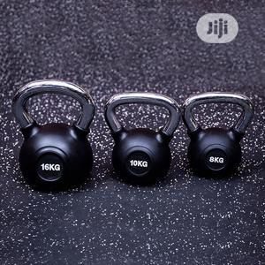 Kettlebell Available for Immediate Delivery | Sports Equipment for sale in Abuja (FCT) State, Gwarinpa