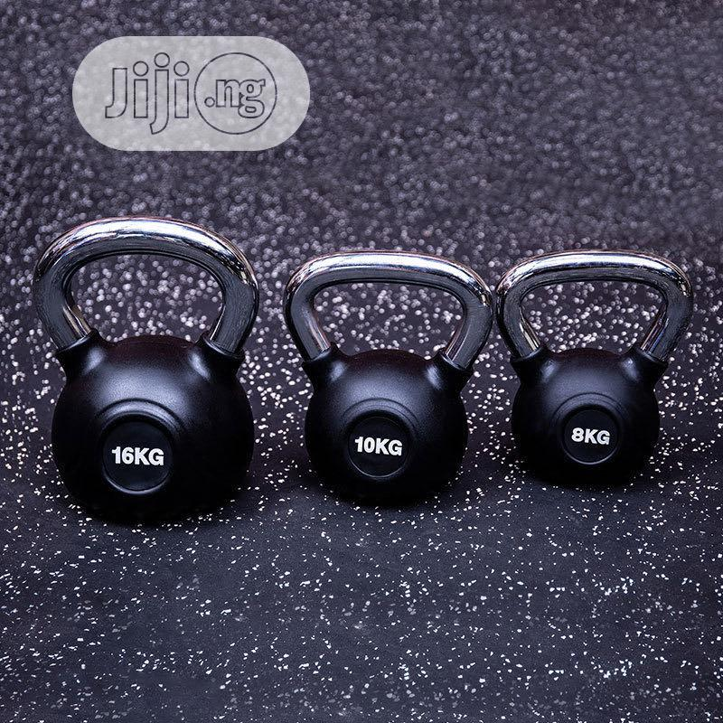 Kettlebell Available for Immediate Delivery