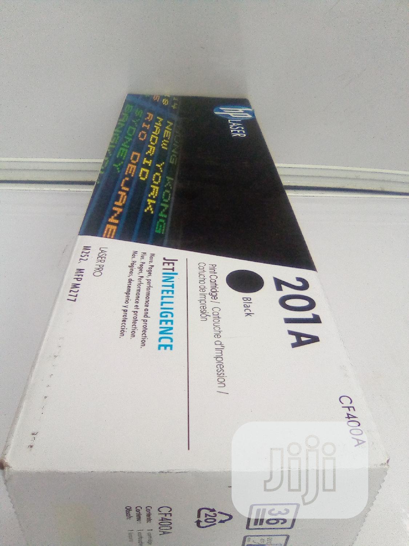 Genuine HP 210a Black Toner