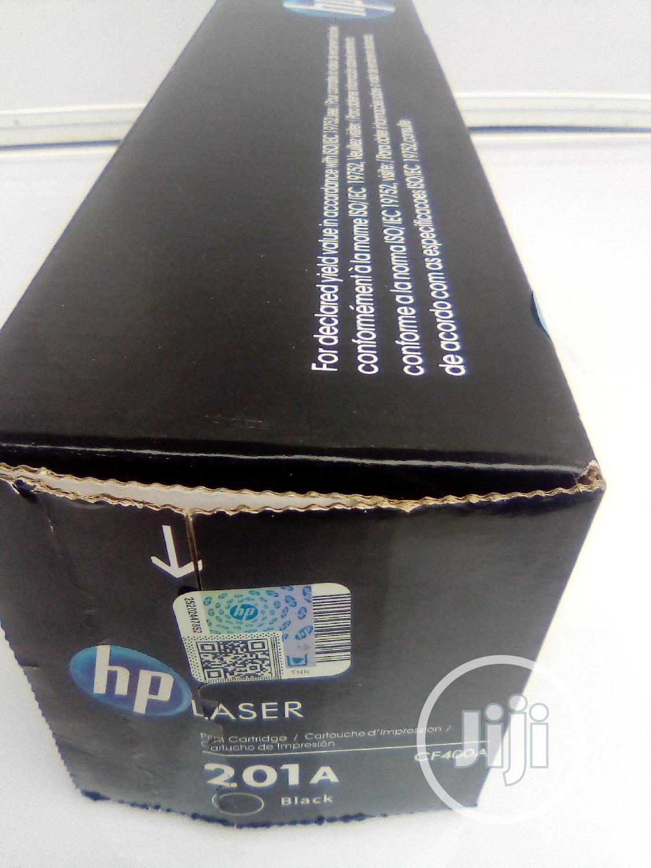 HP 210A Black Toner