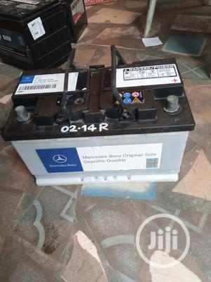 Benz Battery 80ah   Vehicle Parts & Accessories for sale in Lagos State, Ikoyi