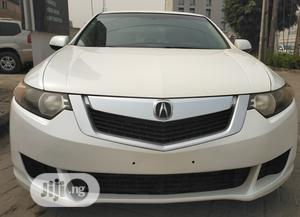 Acura TSX 2009 Automatic White   Cars for sale in Lagos State, Ajah