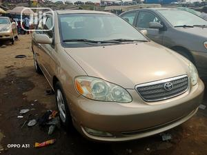 Toyota Corolla 2005 Gold   Cars for sale in Lagos State, Apapa