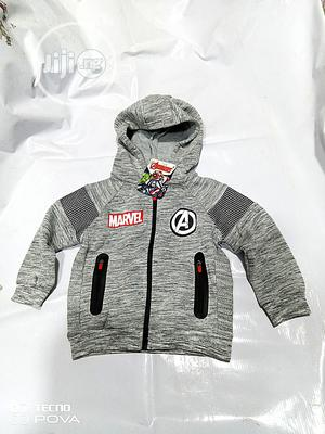 Marvel Hooded Cardigown Top   Children's Clothing for sale in Lagos State, Yaba