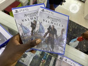 Assassins Creed Valhalla Ps5   Video Games for sale in Abuja (FCT) State, Wuse 2