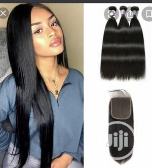 """Straight Human Hair Known as """"Bone Straight"""" 