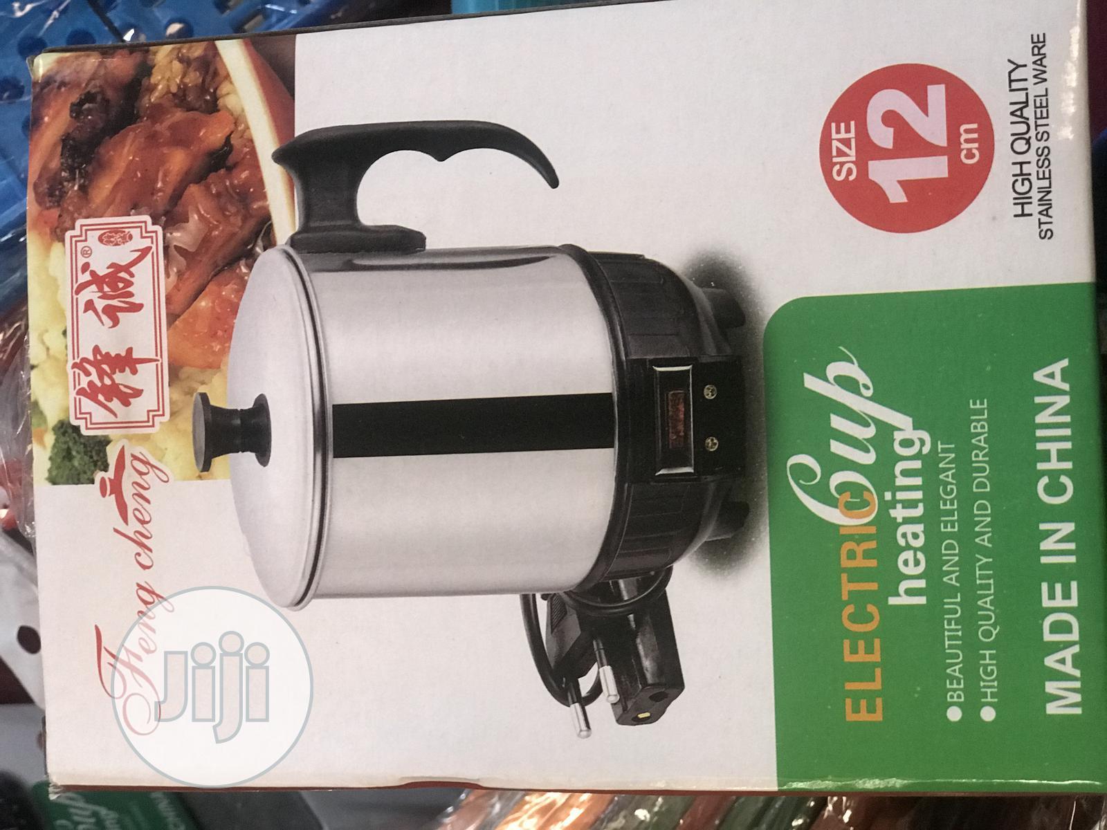 Electric Cup In Lagos Island Eko Kitchen Dining Baks Venture Nig Ltd Jiji Ng