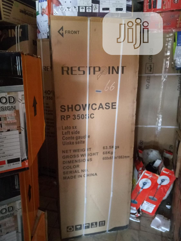 Restpoint Showcase Single Door