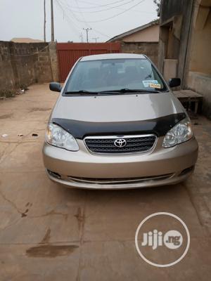Toyota Corolla 2007 LE Gold | Cars for sale in Oyo State, Ibadan