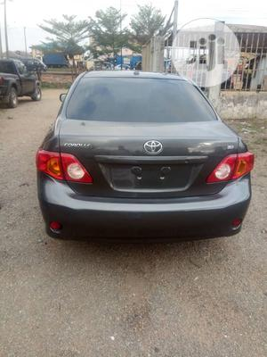 Toyota Corolla 2009 Gray | Cars for sale in Lagos State, Ikeja