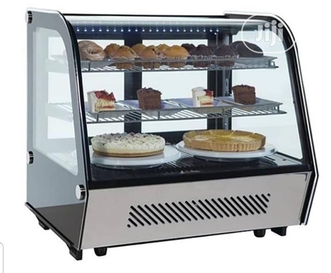 Cake Display Showcase