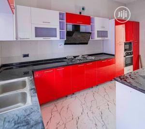 HDF Kitchen Cabinets With Inbuilt Oven   Furniture for sale in Lagos State, Victoria Island