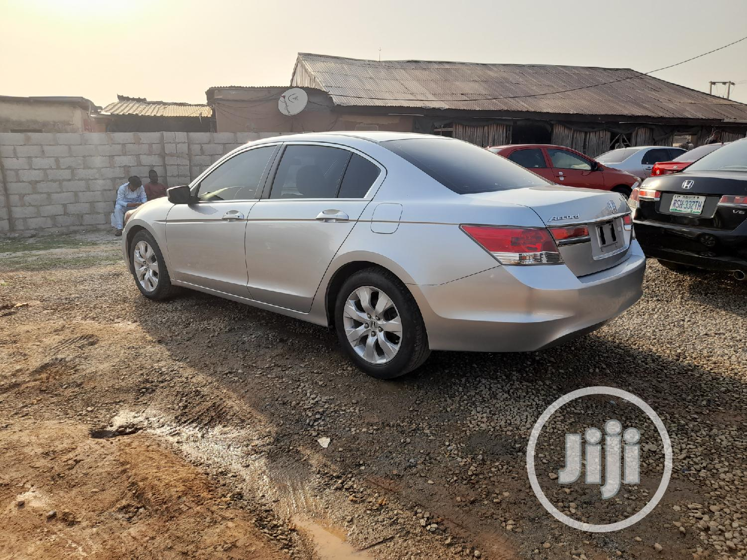 Archive: Honda Accord 2009 2.0 I-Vtec Silver