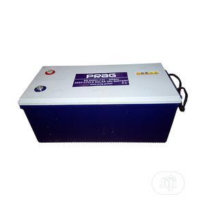 Prag 12V 200ah GEL Battery | Solar Energy for sale in Lagos State, Oshodi