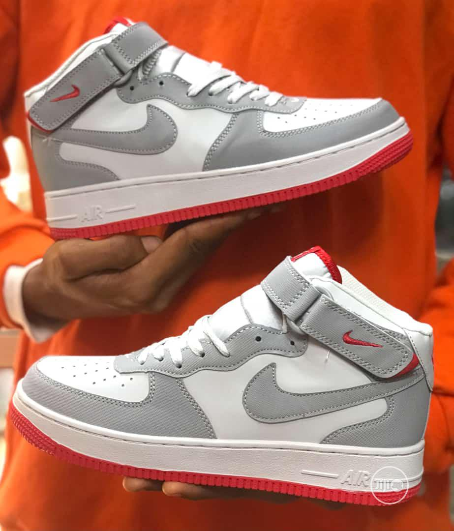 Nike Air Force 1 07 Mid High Top