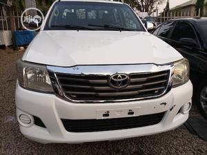 Toyota Hilux 2012 White | Cars for sale in Abuja (FCT) State, Garki 2