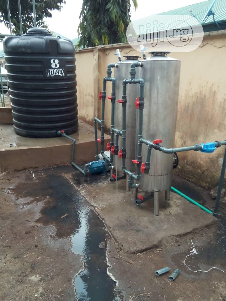 (16 by 4 Size) Stainless Water Treatment   Manufacturing Equipment for sale in Orile, Lagos State, Nigeria