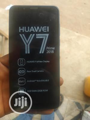 New Huawei Y7 Prime 32 GB Blue | Mobile Phones for sale in Imo State, Owerri