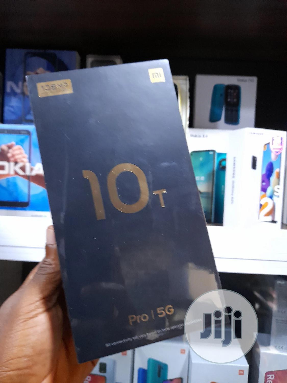New Xiaomi Mi 10T Pro 5G 256GB Blue | Mobile Phones for sale in Ikeja, Lagos State, Nigeria