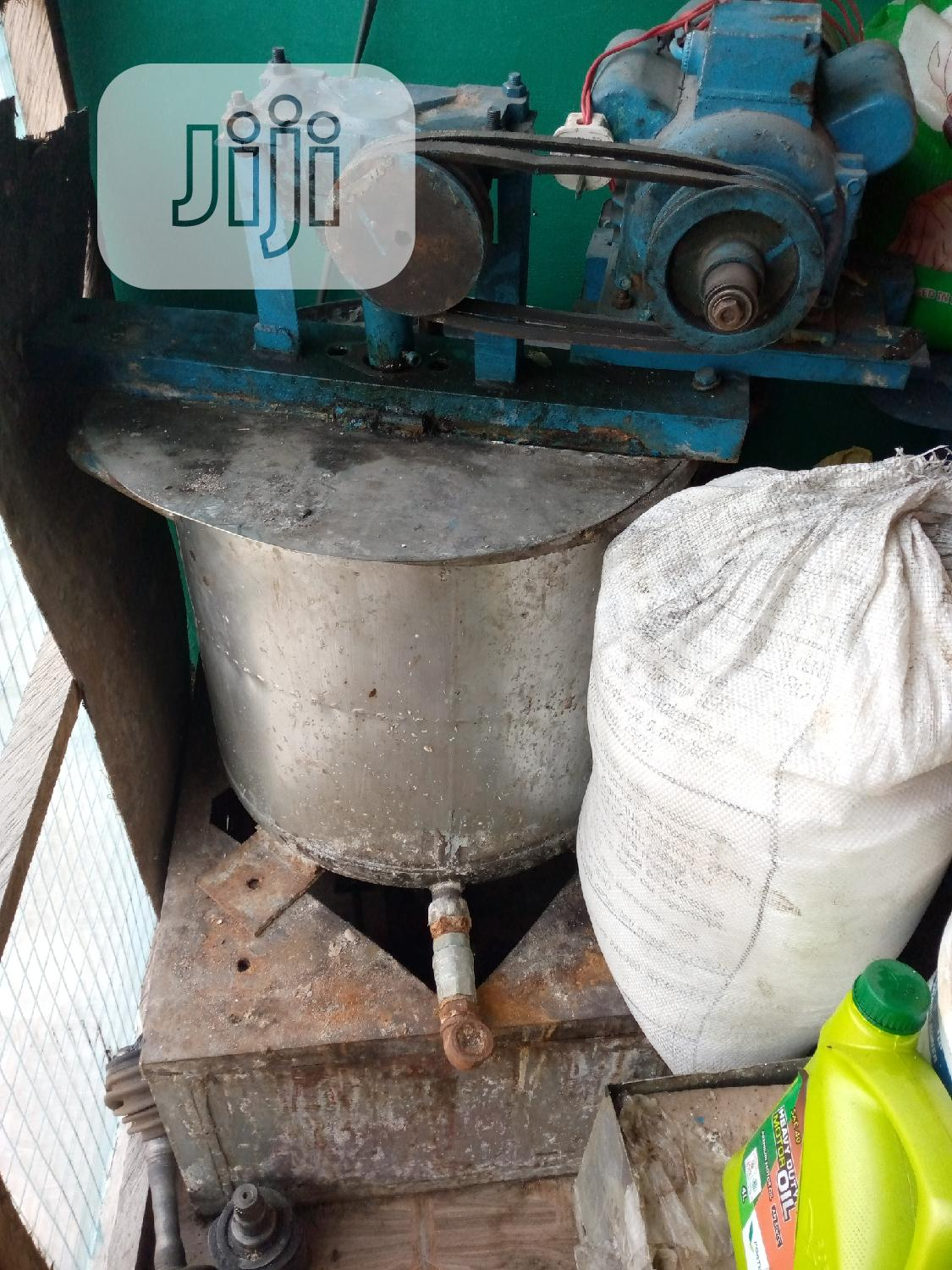 Soap Making Machine 60 Litres | Farm Machinery & Equipment for sale in Ajah, Lagos State, Nigeria