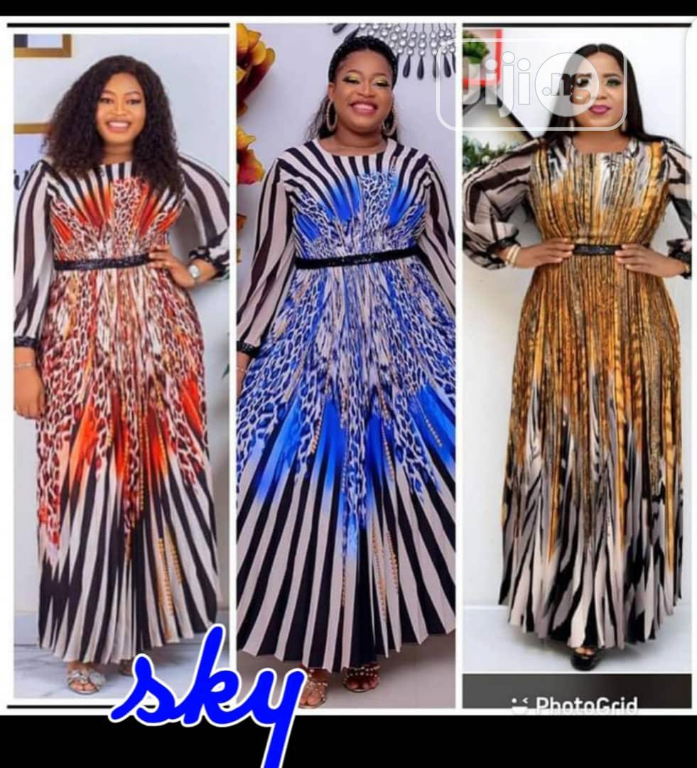 Quality Long Dress for Beautiful Ladies
