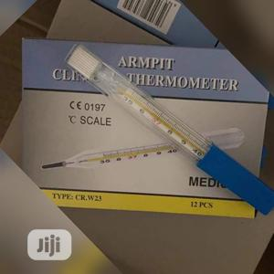 Medical Clinical Thermometer (1pkt) | Medical Supplies & Equipment for sale in Lagos State, Lagos Island (Eko)
