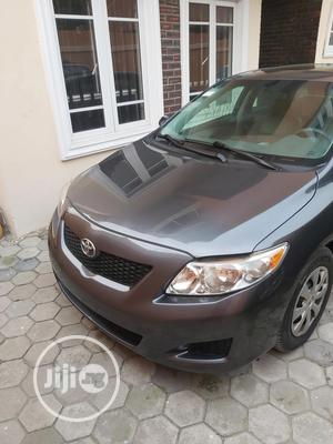 Toyota Corolla 2010 Gray   Cars for sale in Lagos State, Ajah