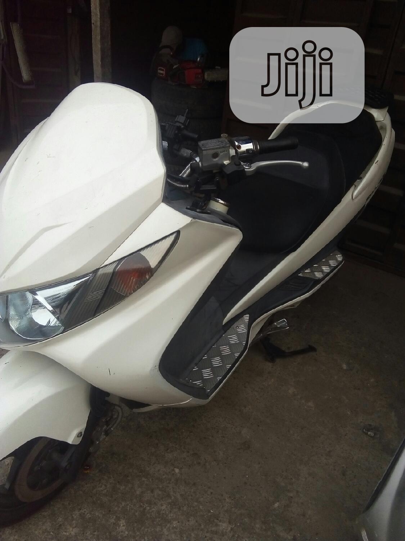 Archive: Suzuki Bike 2012 White