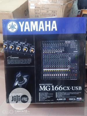 Mg 166cx -Usb Yamaha Mixer | Audio & Music Equipment for sale in Lagos State, Mushin