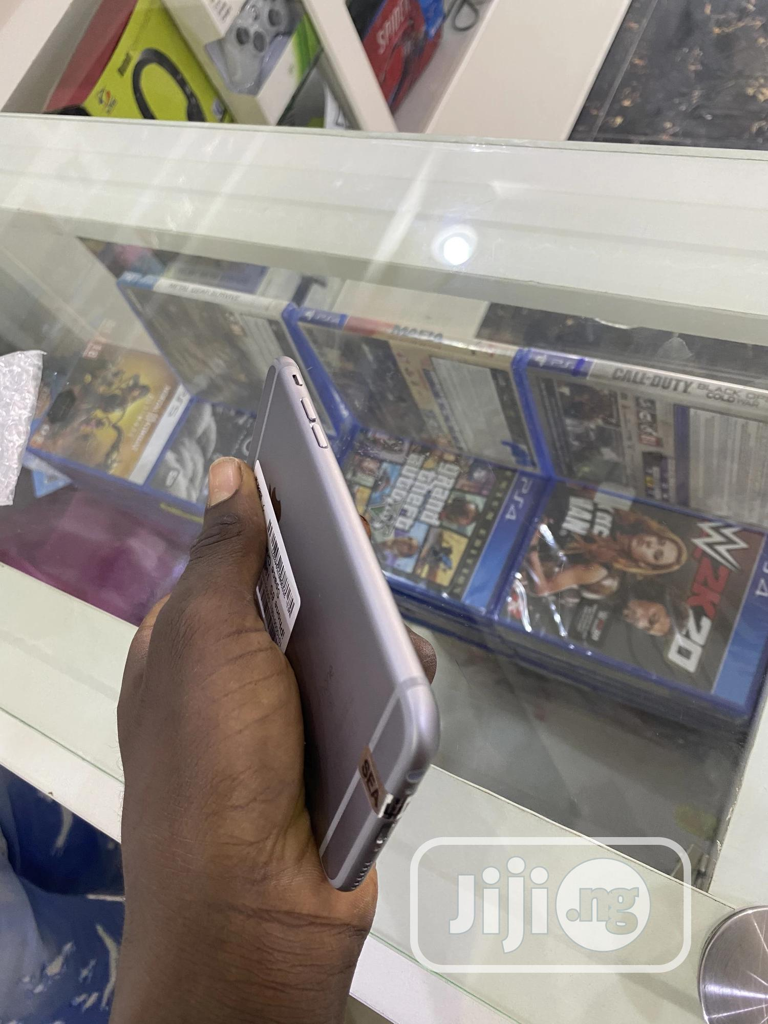 Apple iPhone 6s 16 GB Silver | Mobile Phones for sale in Wuse 2, Abuja (FCT) State, Nigeria