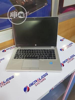 Laptop HP EliteBook Folio 9470M 4GB Intel Core I5 500GB   Laptops & Computers for sale in Enugu State, Enugu