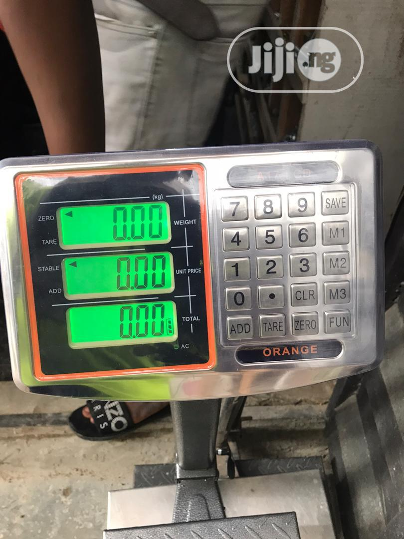 Digital Scale 100kg | Store Equipment for sale in Ajah, Lagos State, Nigeria