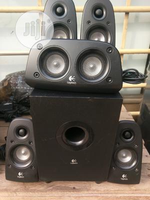 Mini Logitech Speakers   Audio & Music Equipment for sale in Lagos State, Ikeja
